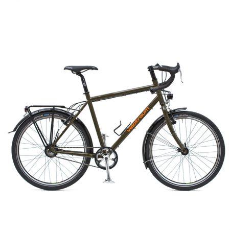 Velotraum Cross Crmo Ex bicicleta carretera cicloturismo