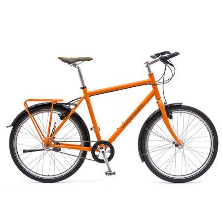 Velotraum Cross Crmo Ex bicicleta cicloturismo