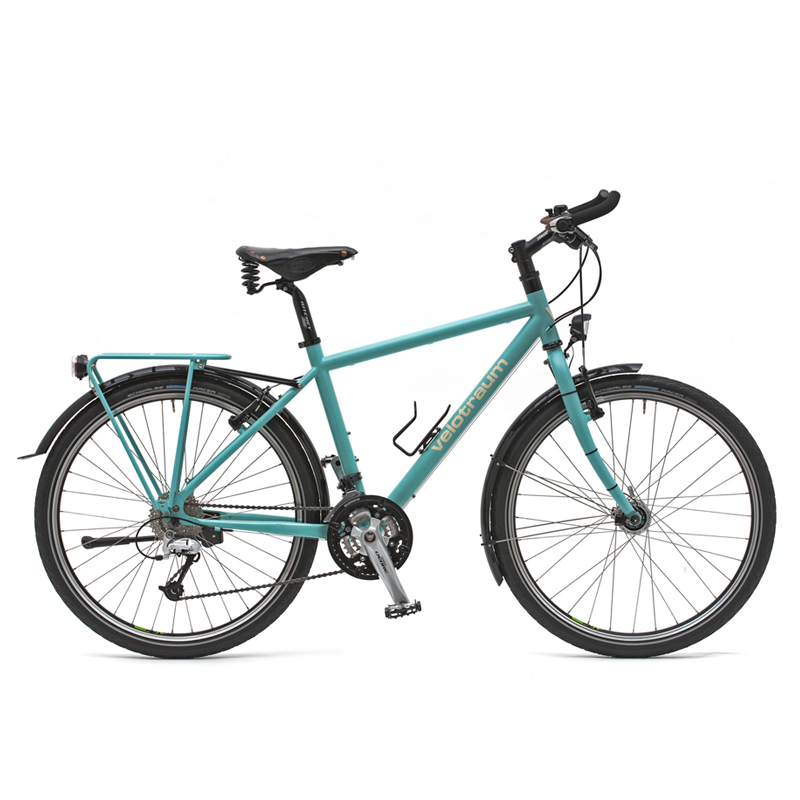 Velotraum Cross Crmo bicicleta cicloturismo